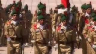 Hum Pakistan Ki Barri Fauj Kay Sher Dalair Sipahi