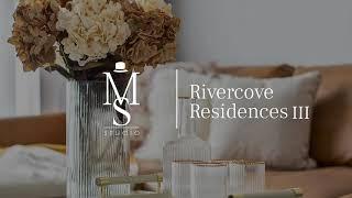 Mr Shopper Studio - Rivercove Residences III