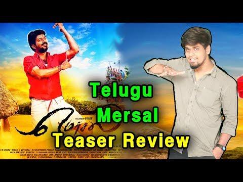 Adirindhi - Official Mersal Telugu Teaser...