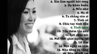 những ca khúc hay nhất của Phương Thanh (Phần 2)