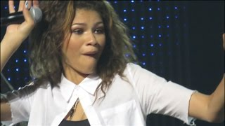 ZENDAYA - PUTCHA BODY DOWN, HEAVEN LOST AN ANGEL, BUTTERFLIES, LOVE YOU FOREVER (LIVE 2014)