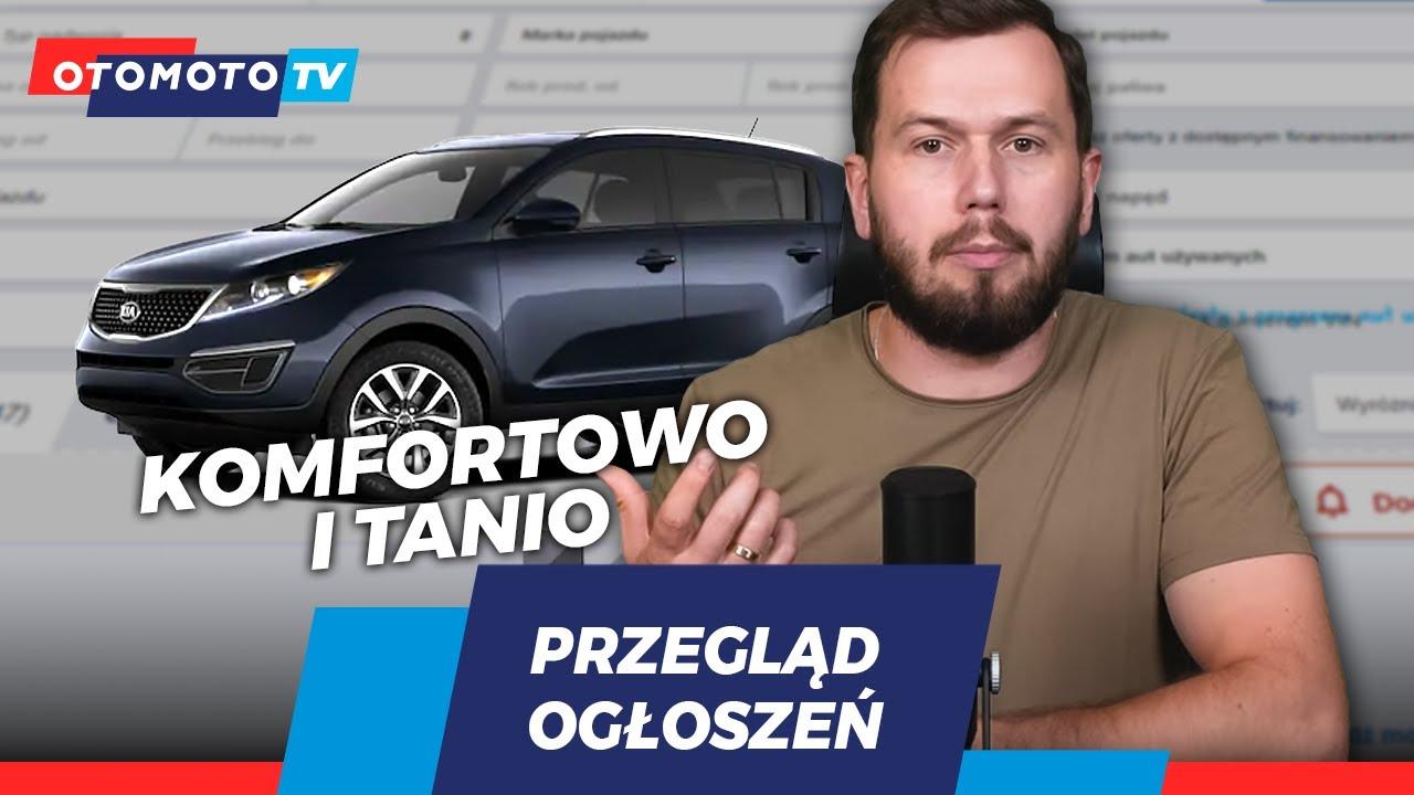Polecane Suvy do 40 tys.   Przegląd Ogłoszeń OTOMOTO TV