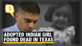 Texas Cops Arrest Adoptive Father of Indian Girl Sherin Mathews | The Quint