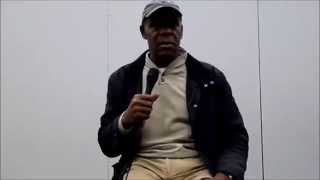 Danny Glover Q&A Scifi convention Stockholm 2013