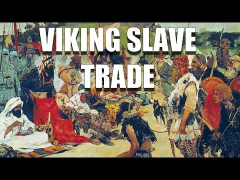 Economic History: The Viking Slave Trade