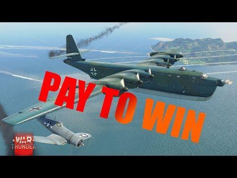 BV 238 in a nutshell (War Thunder)