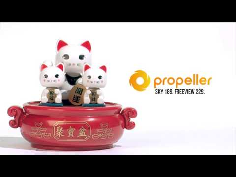 Propeller TV is on freeview 229