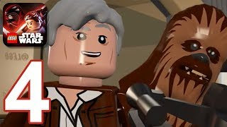 LEGO Star Wars: The Force Awakens - Gameplay Walkthrough Part 4 - Chapter 4 (iOS, Android)