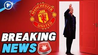 OFFICIEL : José Mourinho quitte Manchester United