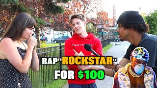 """Rap """"Rockstar"""" By Dababy and win $100!!"""