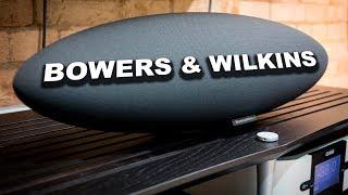 обзор: колонки Bowers & Wilkins Zeppelin Wireless Отзывы в ПлеерРу