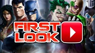 DC Universe Online Gameplay - First Look HD