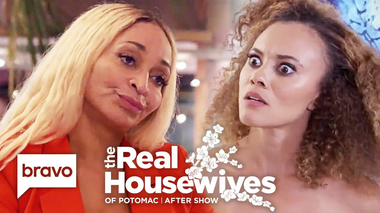 Download Ashley Darby & Karen Huger's Friendship Is Shaky After Heated Argument | RHOP After Show (S4 Ep17)