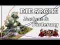 Forge Of Empires -- DIE ARCHE -- Analyse & Förderung