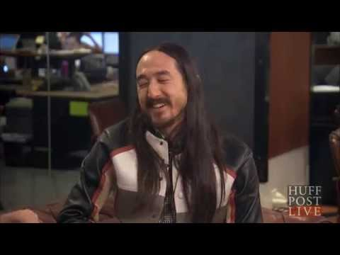 DJ Steve Aoki Responds To SNL 'Bass Drop' Sketch