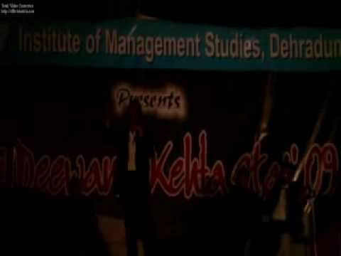 Kumar vishwas @ IMS, Dehradun6.mp4