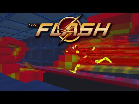 The Flash Theme Tune Using Only  Blocks