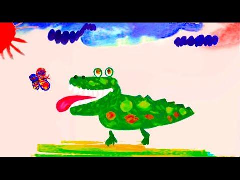 �� Как кричит крокодил Музыкальный мультфильм Союзмультфильм 2012