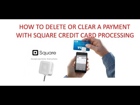 How to delete a square account