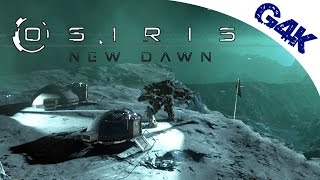 NEW UPDATE, STATS, SKILLS,  AZURNIUM, NEW TOYS AND MORE | Osiris New Dawn - Dawn of Aziel | S03E01