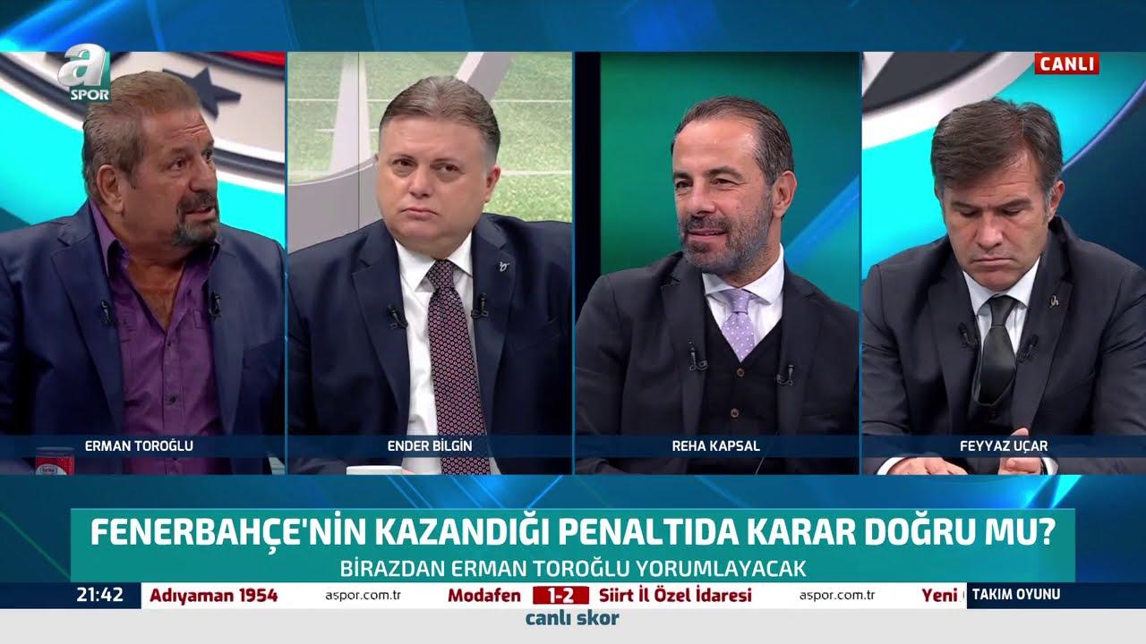 Erman Toroğlu: ''Bir Teknik Adam İlk Yarıda Cisse'yi Çıkarır Mı?'' (Fenerbahçe 3-4 Beşiktaş)