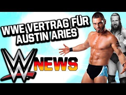 WWE Vertrag Für Austin Aries, Daniel Bryan Entscheidung über Ringfreigabe | WWE NEWS 08/2016
