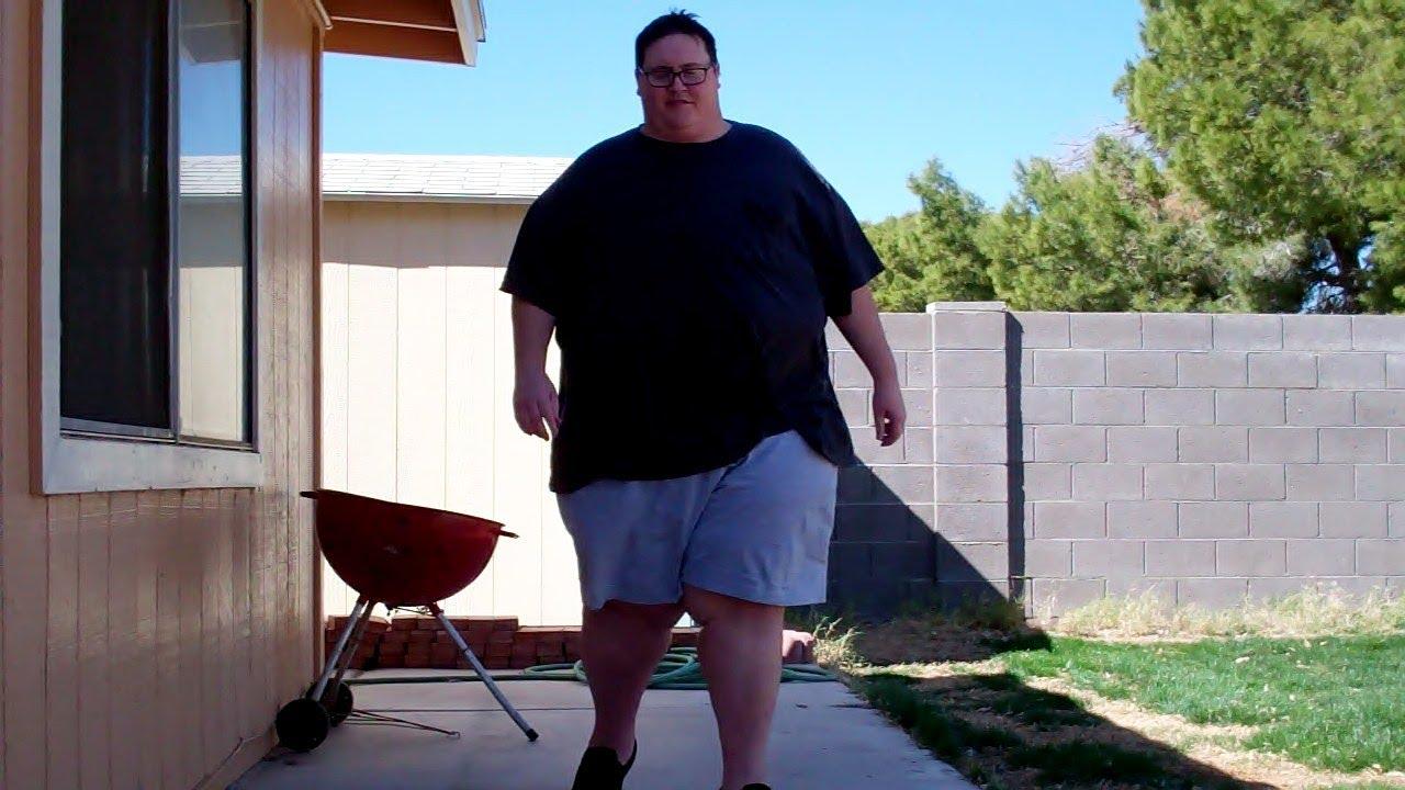 Mostly Bedridden, I Lost 100lbs in 3 months!!! (650 pound Virgin)