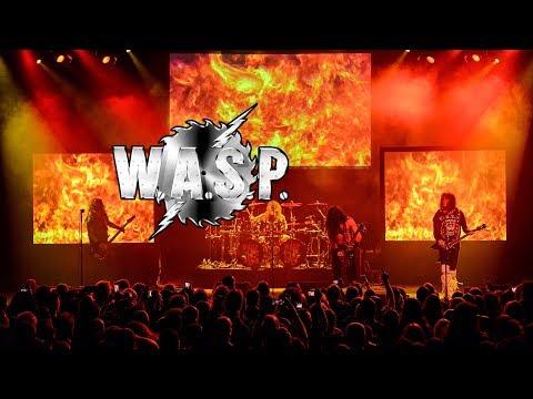WASP - Golgotha (live Lyon - 7/11/2017)