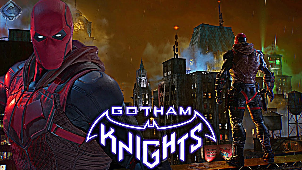 Gotham Knights - NEW Screenshots REVEALED! Open World, Combat and Gear System EXPLAINED! - YouTube