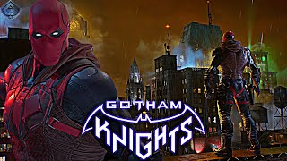 Gotham Knights - NEW Screenshots REVEALED! Open World, Combat and Gear System EXPLAINED!