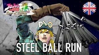 Jojo's Bizarre Adventure: Eyes of Heaven - PS4 - Steel Ball Run (Chapter 7 Trailer)