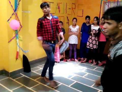 Dil Kare Chu che dance by vivek kirar