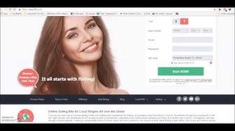 Flirt.com Review 2017! Is Flirt.com a scam?