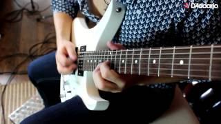 D'Addario EXL120 Test / Demo / Review (HD)