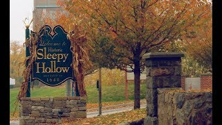 The REAL Home Of the Headless horseman! - Sleepy Hollow New York