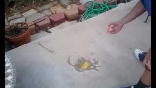 Raw egg challenge Thumbnail