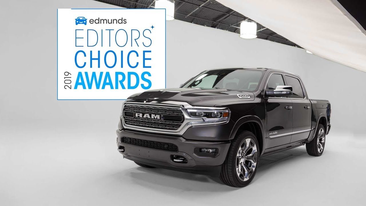 2019 Ram 1500: The Best Truck | Edmunds Editors' Choice