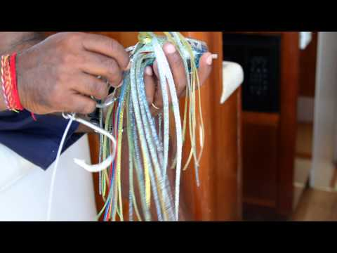 Big Game Fishing - JPH Charters, Mauritius, 2014