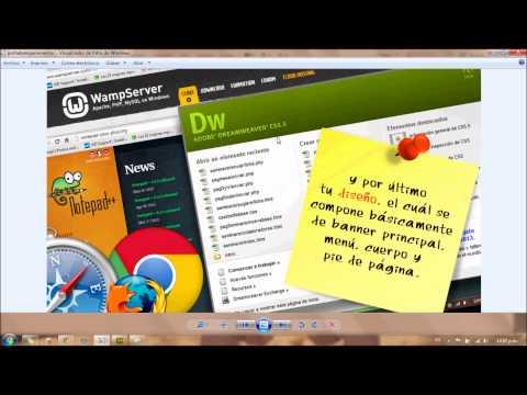 1. DIY: Crea Tu Sitio Web Con HTML, CSS, PHP, BASES DE DATOS (MySQL)