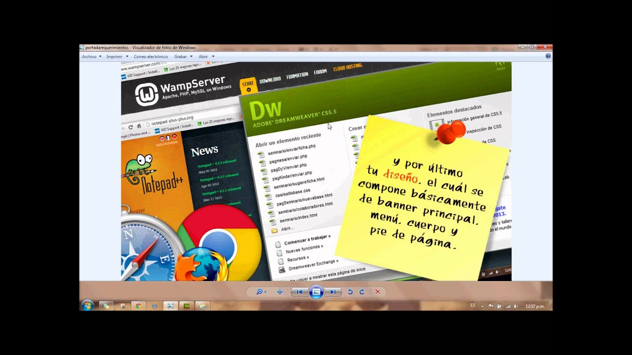 1. DIY: Crea tu sitio web con HTML, CSS, PHP, BASES DE DATOS (MySQL ...