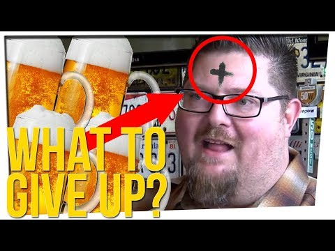 Man Goes On Beer-Only Diet    What Do You Give Up For Lent? (ft. Boze)