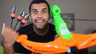 MOST DANGEROUS NERF MOD OF ALL TIME!!! (EXTREME NERF GUN!) THE NEW DREADBOLT!! *INSANLY DANGEROUS*