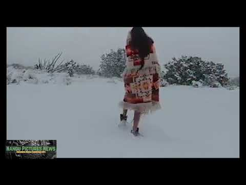 Jan 5th, 2019. Heavy Snow Fall, Arizona and Mexico!!!
