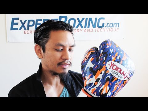 Yokkao Boxing Gloves Review - Made In Thailand