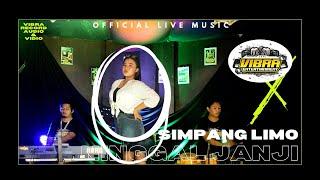 Simpang Limo Ninggal Janji - Vibra Music ft Intan (Cover)