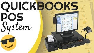 Quickbooks pos system - software and point of sale for