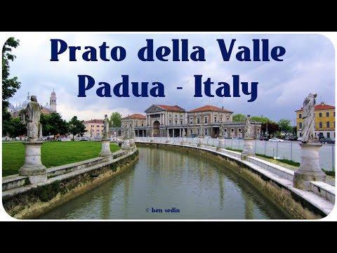 Padua, Italy - Prato della Valle