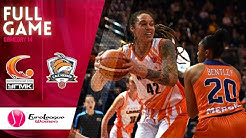 UMMC Ekaterinburg v Gelecek Koleji Cukurova - Full Game - EuroLeague Women 2019-20