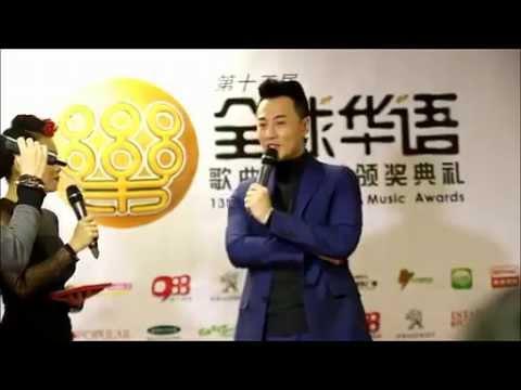 [5.10.2013]Raymond Lam-Global Chinese Music Awards 2013-Interview