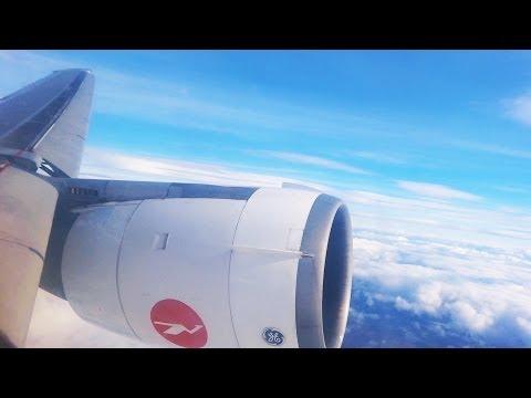 Biman Bangladesh McDonnell Douglas DC-10 FULL FLIGHT Birmingham (BHX) Scenic Flight
